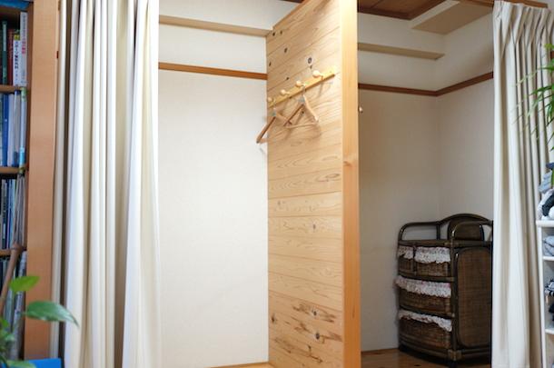 SENの更衣室